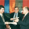TURKISH BUSINESSMEN CALL ARMENIA IMPORTANT FOR COMMERCE WITH NIS